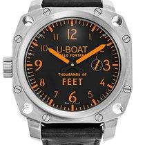 U-Boat Watch Thousands of Feet 1175