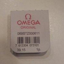 Omega HELIUM Valve Seam. Div. Chrono 600M