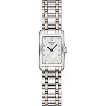Longines DolceVita Gold/Steel 17.4mm Mother of pearl United States of America, New York, New York