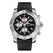 Breitling Super Avenger II Chronograph Mens Watch A1337111/BC2...