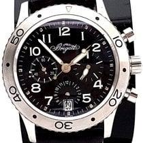Breguet Transatlantique Type XX Chronograph Black Dial...