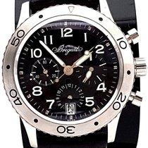 Breguet Type XX Black II XXI Chronograph Automatic - 3820