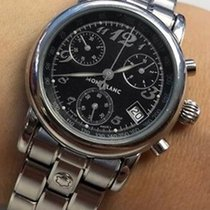 Montblanc Star pre-owned 32mm Steel