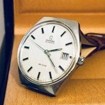 Omega De Ville Cal 1002 Automatic leather Men's vintage watch Box