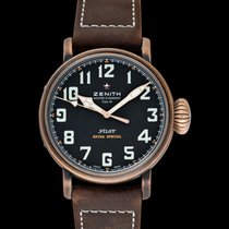 Zenith 29.2430.679/21.C753 Bronze Pilot Type 20 Extra Special new United States of America, California, San Mateo