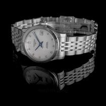 Longines Record Steel 26mm Mother of pearl United States of America, California, San Mateo