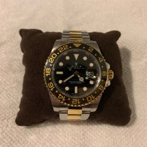Rolex Gold/Steel 40mm Automatic 116713LN pre-owned Malaysia, Petaling Jaya