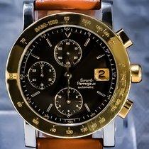 Girard Perregaux Chronograaf 38mm Automatisch tweedehands GP 7000 Zwart