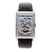 Jaeger-LeCoultre Grande Reverso White gold 42mm No numerals United States of America, Pennsylvania, Bala Cynwyd