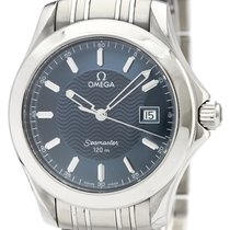 Omega 2511.81 Steel Seamaster (Submodel) 36mm