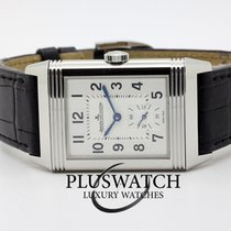 Jaeger-LeCoultre Reverso Classic Small Staal 45,6mm Zilver Arabisch