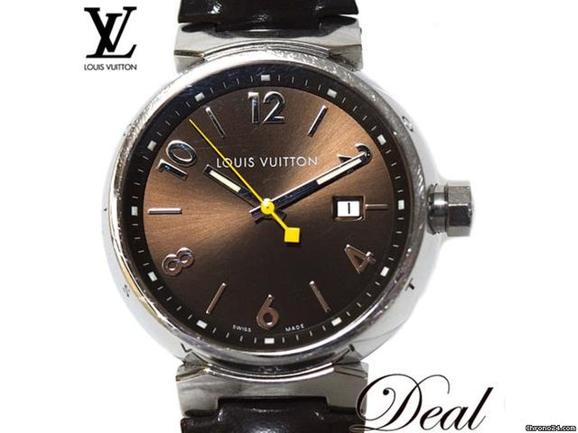 fed2be5fd9cd Louis Vuitton watches - all prices for Louis Vuitton watches on Chrono24