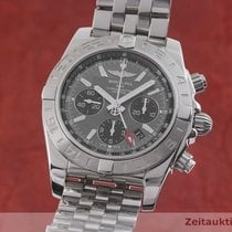 Breitling Chronomat 44 GMT Zeljezo 44.5mm Siv