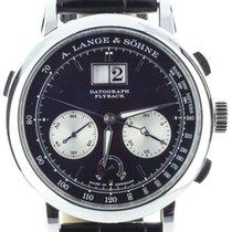 A. Lange & Söhne Datograph Platinum 41mm Black United States of America, Illinois, BUFFALO GROVE