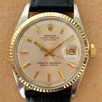 Rolex Zlato/Zeljezo 36mm Automatika 1601 rabljen