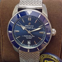 Breitling Steel 46mm Automatic AB2020161C1A1 new