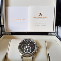Alexander Shorokhoff Acier 43mm Remontage manuel AS.CR01-4 occasion