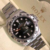 Rolex Explorer II Steel 42mm No numerals