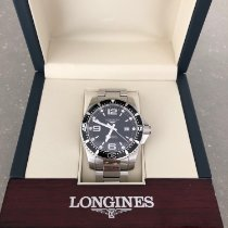 Longines Steel 41mm Automatic L3.642.4.56.6 pre-owned