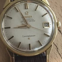 Omega Constellation 168.005 1962 pre-owned