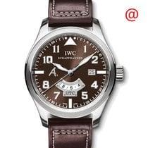 IWC Pilot Steel