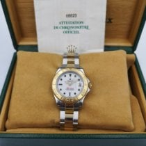 Rolex Yacht-Master 68623 Good Gold/Steel 35mm Automatic