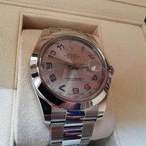 Rolex Datejust II 116300 Azzurro Blue Roman 2016 nové