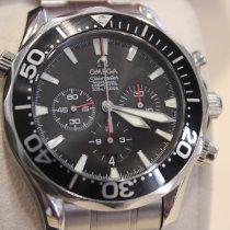 Omega Seamaster Diver 300 M Steel 41.5mm Black No numerals
