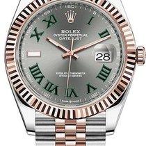 Rolex Datejust II новые Автоподзавод Часы с оригинальными документами и коробкой 126331-0016