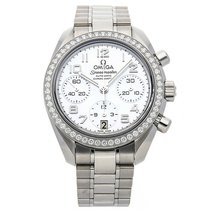 Omega Speedmaster Ladies Chronograph Steel 38mm Mother of pearl United States of America, Florida, Miami