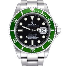 Rolex Submariner Date 16610LV Unworn Steel 40mm Automatic