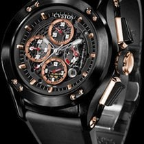 Cvstos new Automatic 50mm Rose gold Sapphire crystal