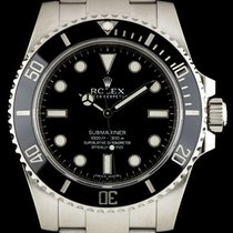Rolex Submariner (No Date) 114060 Ottimo Acciaio 40mm Automatico