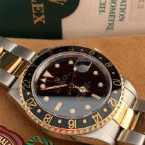 Rolex Meget god Guld/Stål Automatisk