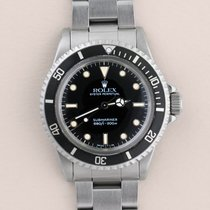 Rolex Submariner (No Date) Zeljezo 40mm