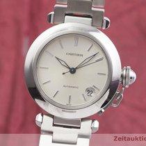 Cartier Pasha C Zeljezo 35mm Srebro