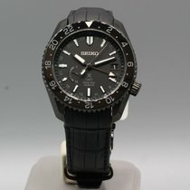 Seiko Prospex Titanium 44.8mm Black United States of America, Texas, Frisco