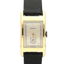 Tiffany Yellow gold 23mm Manual winding pre-owned United States of America, California, Los Angeles