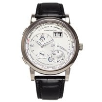 A. Lange & Söhne White gold 41.9mm Manual winding 116.039 new