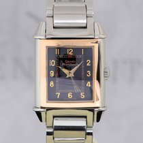 Girard Perregaux Vintage 1945 Lady Ref. 2591 Stahl / Gold...