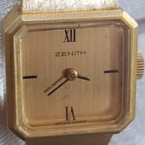 Zenith Ultra Rare Vintage  37.95gr Gold misure cassa 17×17mm