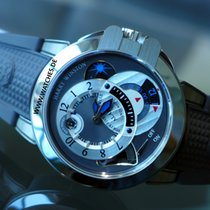 Harry Winston Ocean Excenter Alarm - 400/MMAC44WZ