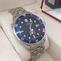 Omega Seamaster Diver 300 M 2531.80.00 Blue Wave Dial