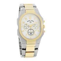 Philip Stein Signature Mens Chronograph Quartz Watch 23TG-NWG-...