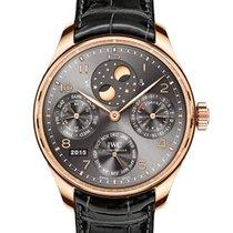 IWC iw503404 Portugieser Perpetual Calendar Perpetual Double...