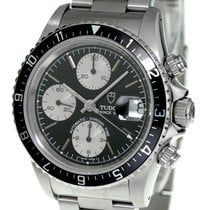 Tudor Prince Date Chrono Automatic Ref-79270 Stainless Steel...