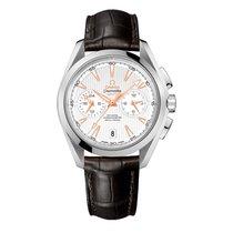Omega Seamaster Aqua Terra Co-Axial GMT Chronograph - Unworn...