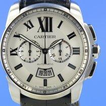 Cartier Calibre de Cartier Chronograph Stahl 42mm Silber Deutschland, Berlin