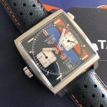 TAG Heuer Monaco Calibre 11 CAW211R.FC6401 Новые Сталь 39mm Автоподзавод