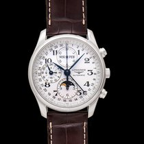 Longines Master Collection Steel 40mm Brown United States of America, California, San Mateo